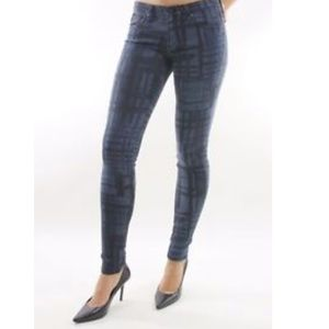 AG Abstract Absolute Legging Extreme Skinny 28
